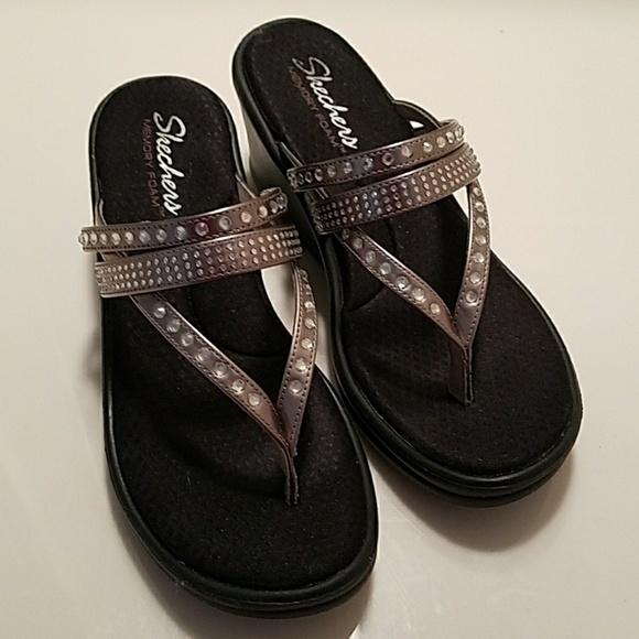 Skechers Shoes | Skechers Cali Wedge